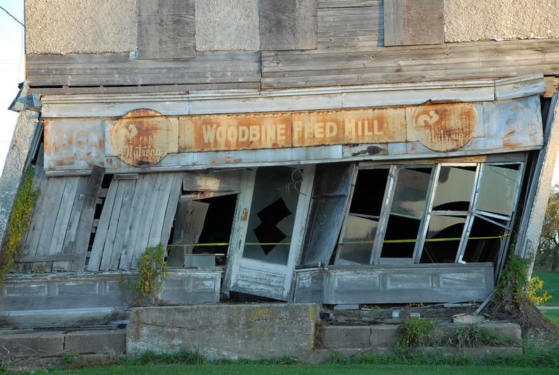 H2I043D Woodbine Feed Mill 2007