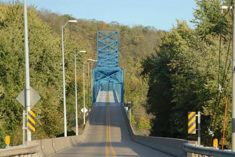 H2I068D Sabula Bridge, Sabula IA, Savanna, IL