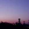 Long Hollow Tower Sunrise - near Elizabeth, IL (Pre-2013)