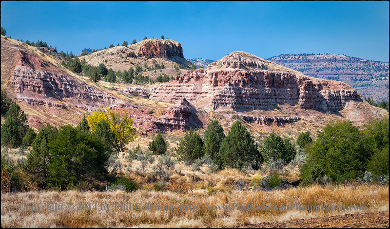 John Day River Valley, north fork