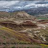 Painted Hills, North View