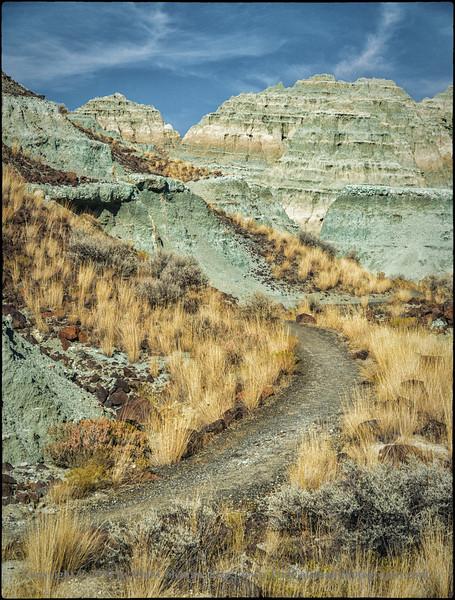 Blue Basin Trail