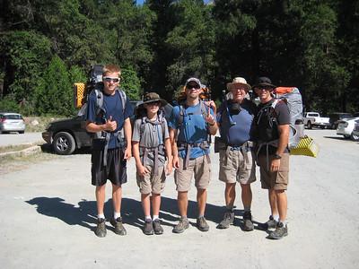 John Muir Trail - 2010