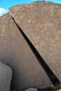 Split Rock, Joshua Tree
