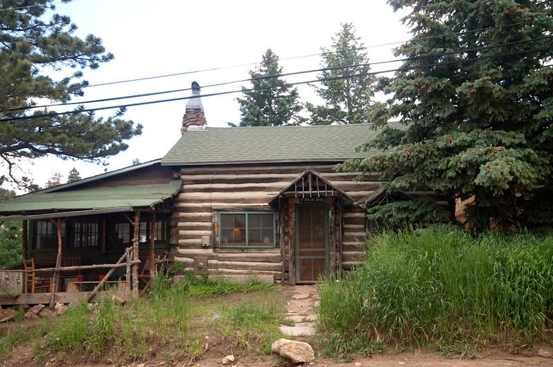 Gneiss Niche, Gold Hill, Colorado