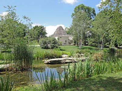Stonecrop Gardens, Cold Spring, Putnam Co., N.Y. on July 11, 2010