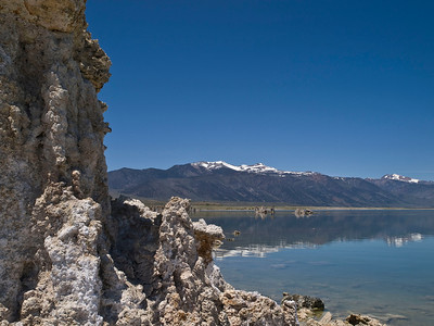 And yet more tufa and Sierra.