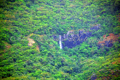 HA'UPU MOUNTAIN WATERFALL