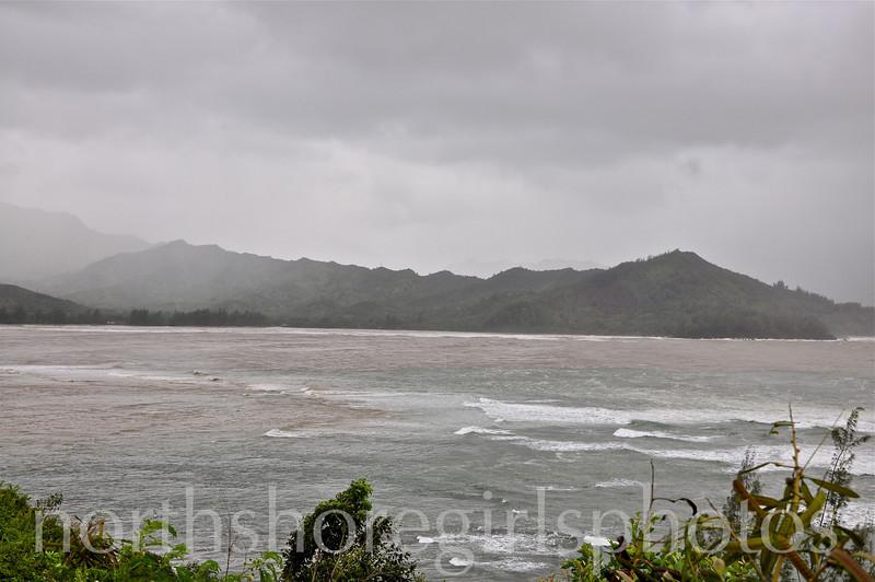 March 5, 2012 hanalei bay