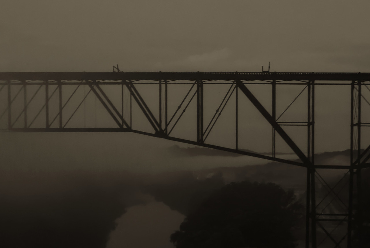 Young's High Bridge - Tyrone, KY