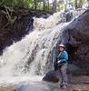 019 Nairobi Karura Forest Waterfall Judy KenyaTrip2013-02872