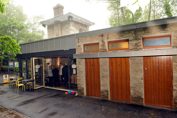 Tower Tea Rooms reopened on Killiney Hill