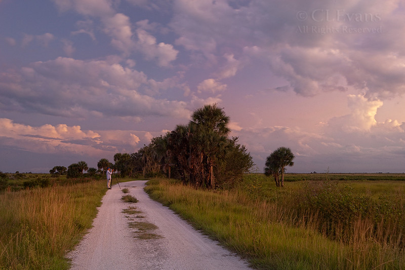 End of day out at the culverts (Kissimmee Prairie)