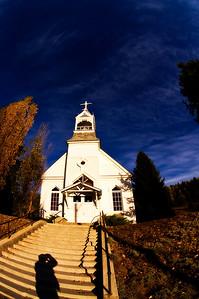 Greenwood Church, B.C.