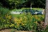 """The """"quilt garden"""" at Krider Garden"""