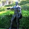 Gaston Lachaise, Man, cast in 1938, bronze