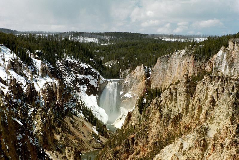 Lower Yellowstone Falls-1319