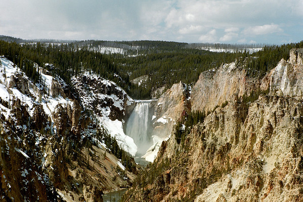 Lower Yellowstone Falls-1319