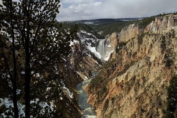 Lower Yellowstone Falls-1320