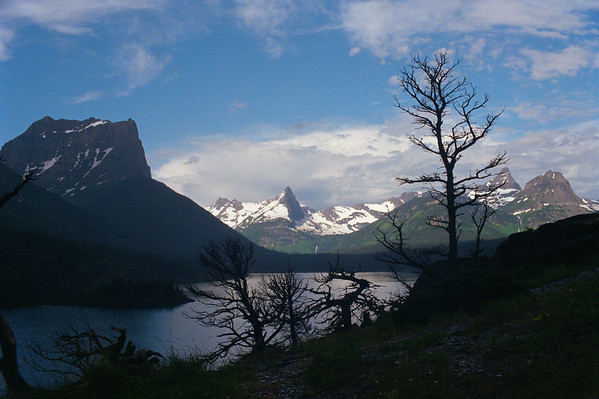 St Mary to Logan Pass-62