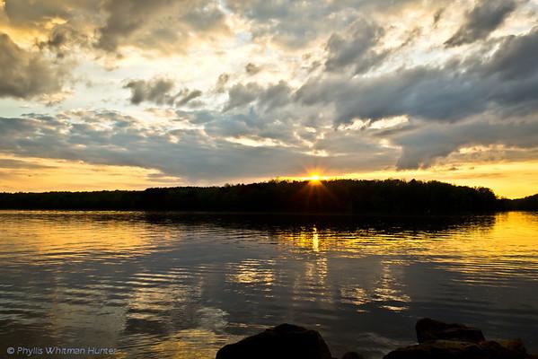 Lakes, Rivers, Creeks, Ponds
