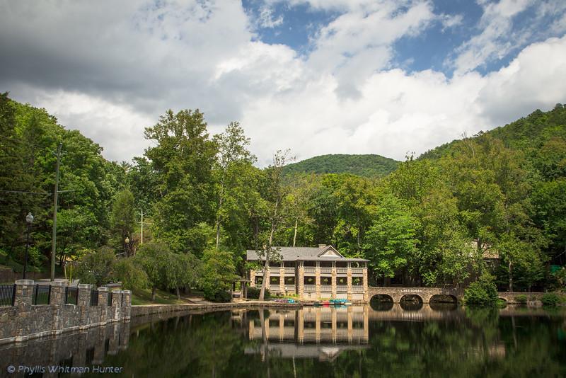 Lake Susan in Summer