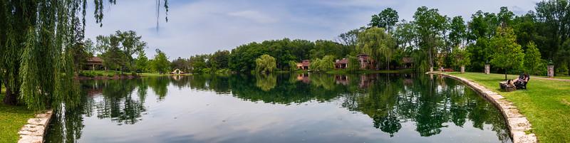 Panorama taken at Gervasi Vineyard