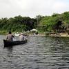 Lamanai canoes