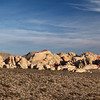 Red Rock Canyon panorama - 19 Dec 2009