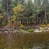 Merced River in Yosemite Valley - 23 Oct 2010
