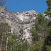 Southeast of the Mirror Lake Loop Trail in Yosemite Valley - 10 Apr 2011