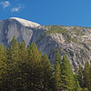 Half Dome in Yosemite Valley - 22 Oct 2010
