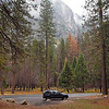 Nice stopping point in Yosemite Valley - 23 Oct 2010