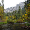 More of the Merced River in Yosemite Valley - 22 Oct 2010
