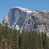 Half Dome in Yosemite Valley - 10 Apr 2011