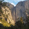Upper Yosemite Falls - 22 Oct 2010