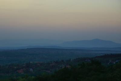 Blue Hour on Margita — Kék órában a Margitán