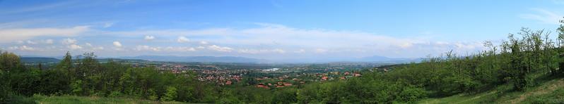 View from Margita — Kilátás a Margitáról