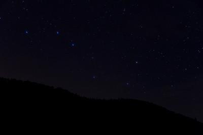 Csillagos este a Pádis-fensíkon – Ugrat a Göncölszekér