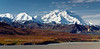 View of Denali from Eielson,Denali Nat.Park,Alaska. #830.152.