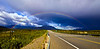 A stormy day heading into Cantwell and the Denali Country,Alaska. #822.040.