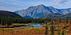 Pass Creek at Windy,Alaska. #93.080. 1x2 ratio format.