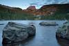 Sunrise at Bear Lake