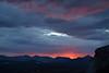 Sunset at Trail Ridge Road
