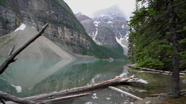 Moraine to Glacier