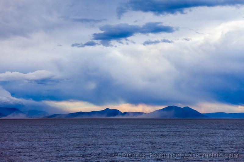 Stormy Alvord Sunset