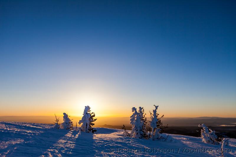 Tumalo Summit Sunrise