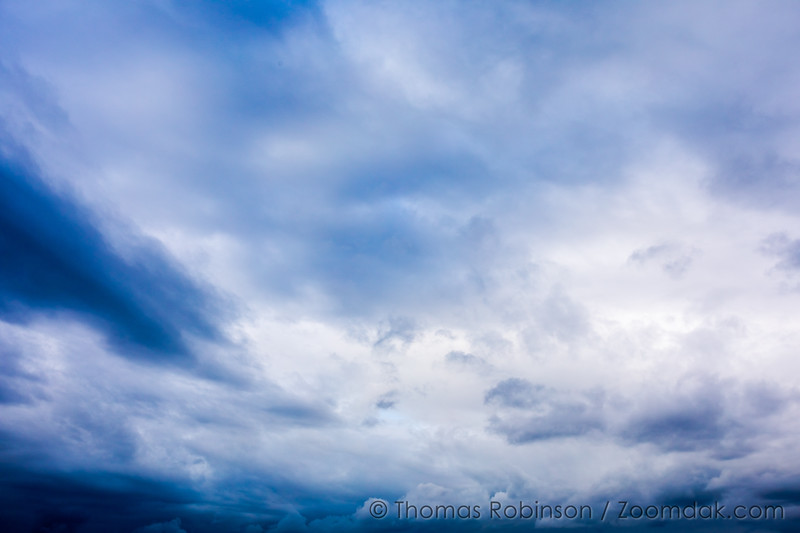 Storm Clouds Over Eastern Oregon