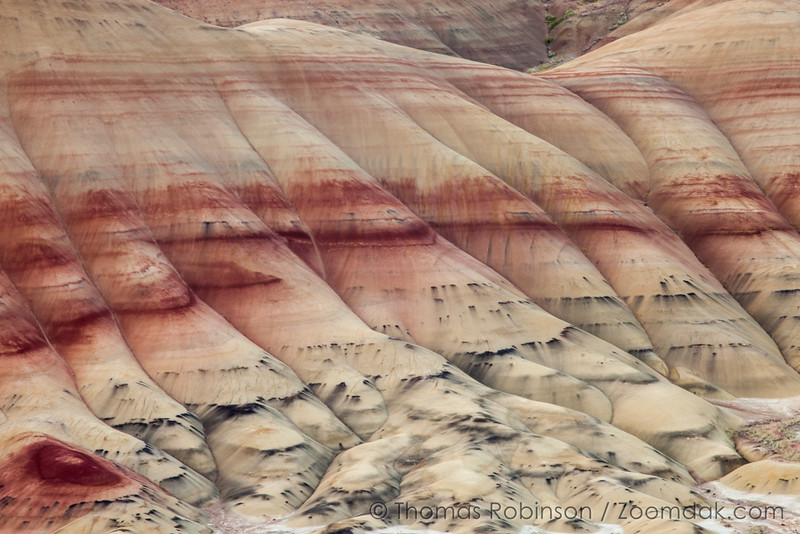 Painted Hills Before Down