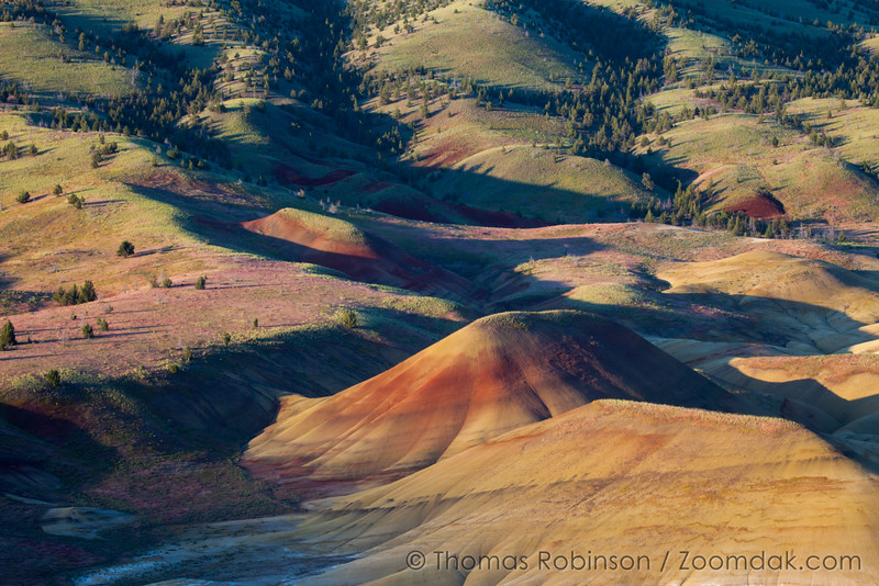 Painted Hills - Mitchell, Oregon